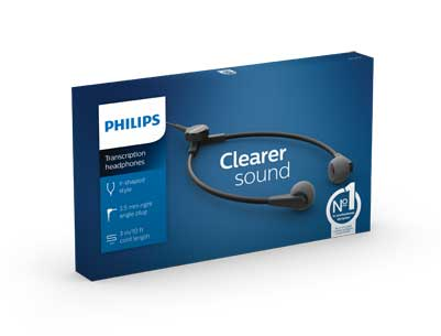 Philips Headphone-Stethoscope style - in ear version
