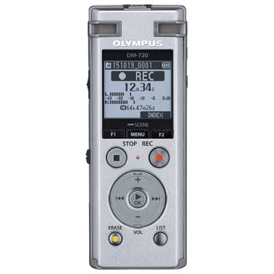 DM-720 High Performance Business Audio Recorder Image 2