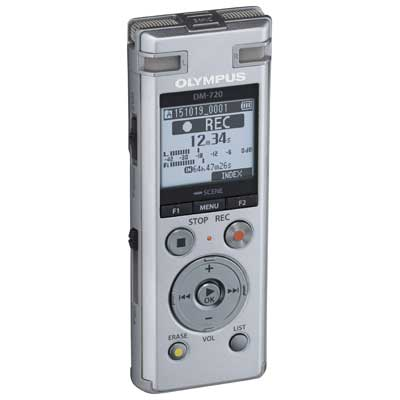 DM-720 High Performance Business Audio Recorder Image 3