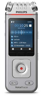 Philips DVT4110 VoiceTracer Audio Recorder