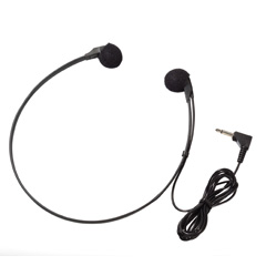 E99 Headset for Transcription (AS2400)