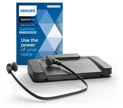 Philips SpeechExec Transcription Set V11 - 2 year licence