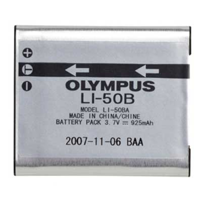 LI-50B Lithium Ion Battery