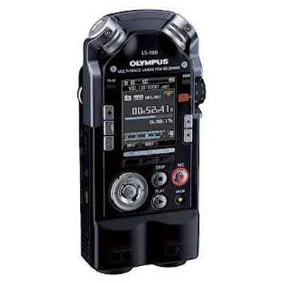 LS-100 Digital Music and Sound Recorder Image 2