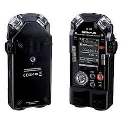 LS-100 Digital Music and Sound Recorder