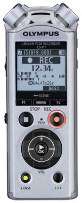 LS-P1 Linear PCM Recorder